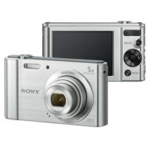 Sony DSC-W800 Ezüst