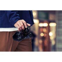 Sony ILCE-6400L Fekete - SEL-P1650 Objektívvel !