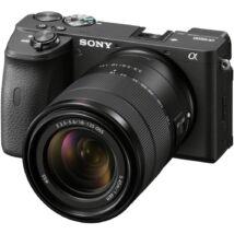 SONY ILCE-6600MB prémium fényképezőgép