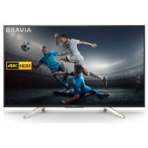 Sony KD-65XF8596B 4K HDR Android TV 5 év garanciával