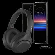 Sony XPERIA 1 Dual SiM - J9110 + WH-XB900N fejhallgató