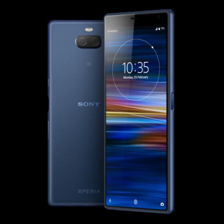 Sony Xperia 10 PLUS Dual / Fekete L4213