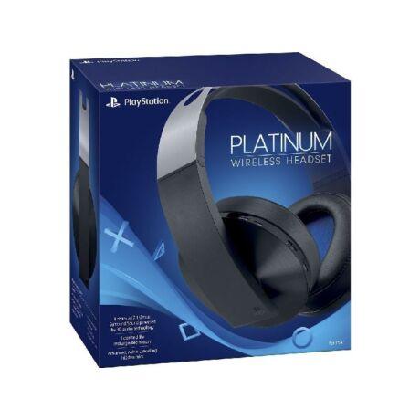 Sony Platinum PS4 vezetéknélküli fejhallgató PS719812753