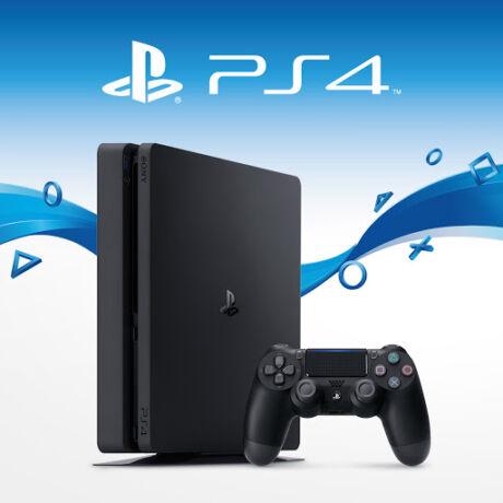 Sony PlayStation 4 Slim 500GB PS719407775 + Ghost of Tsushima